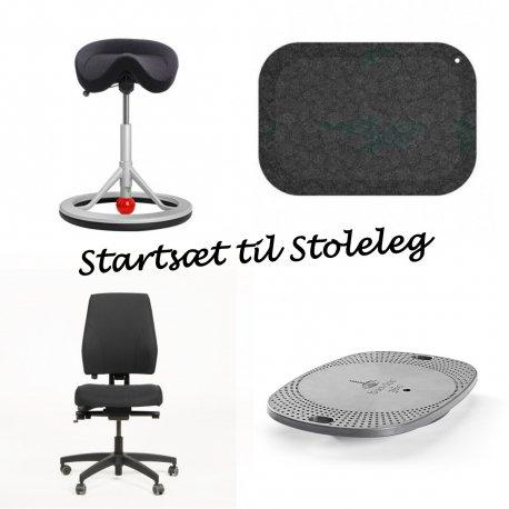 Startsæt til Stoleleg - Kontorstole mv.