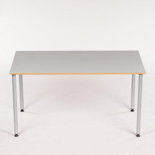 Radius - kantinebord - 140x80 cm.