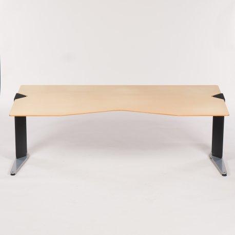 Paustian hæve-/sænkebord - 200x100 cm.