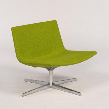 Arper Catifa 60 - loungestol - grøn/lime