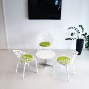 Cafesæt m. 3 stole