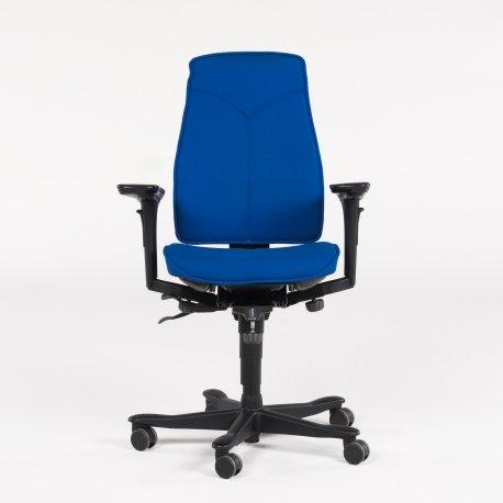 Kinnarps 6000 kontorstol - blå