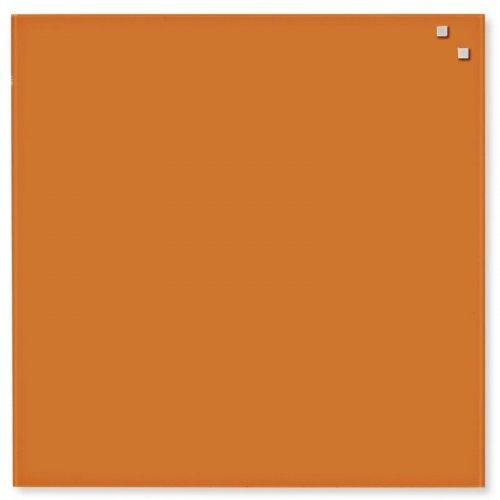 NAGA - glastavle - orange (10730) - 45x45 (NAG 10730)