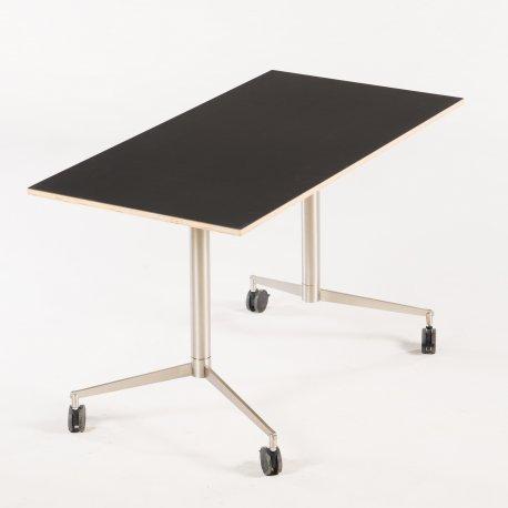 Paustian kantine-/konferencebord m. ny bordplade