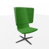 Tango loungestol med høj ryg