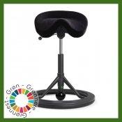 Backapp kontorstol - balancestol