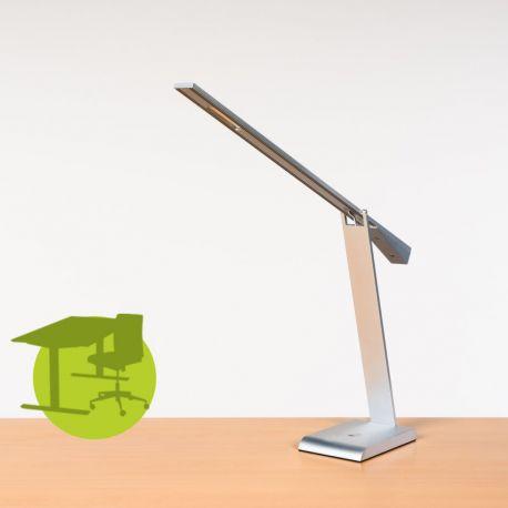 Raxon bordlampe - Model C6 LED T1 - Silver
