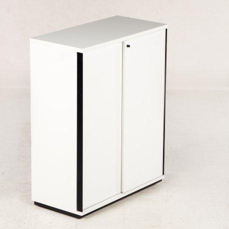 Pre-sale - Ragners reol - 114x90x45 - hvid