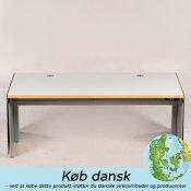 Hæve-/sænkebord - 180x90