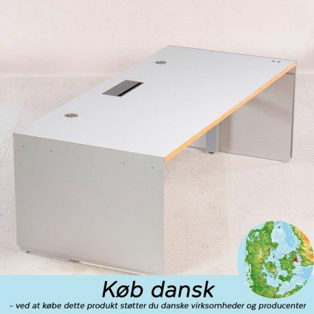 Hæve-/sænkebord - 200x90 cm