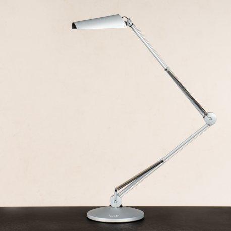 Luxo Air bordlampe - LED - grå