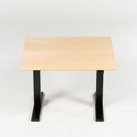 Duba B8 - hæve/sænkebord - 90x90 cm.
