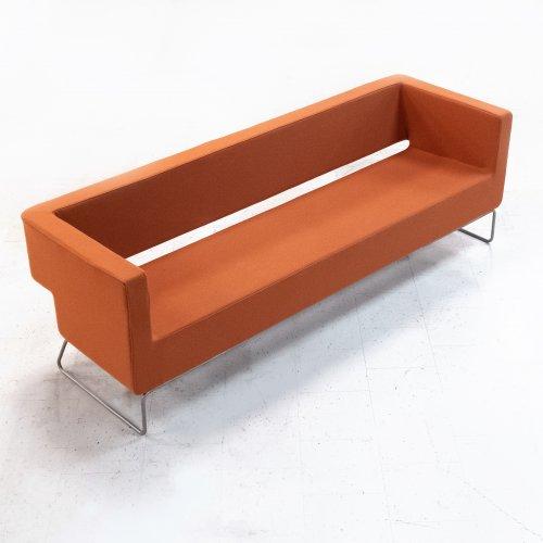 Michael Strøm - tre-pers. sofa - model Case 3