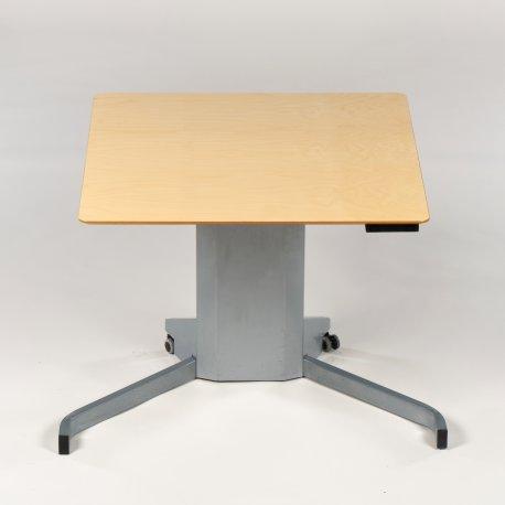 Conset hæve-/sænkebord - 80x80 cm