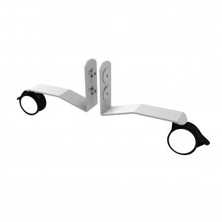 Fodsæt med hjul til ScreenIT A30 gulvskærm - 4 stk