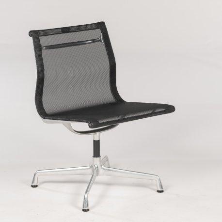 Eames Vitra EA 101 - konferencestol - sort mesh