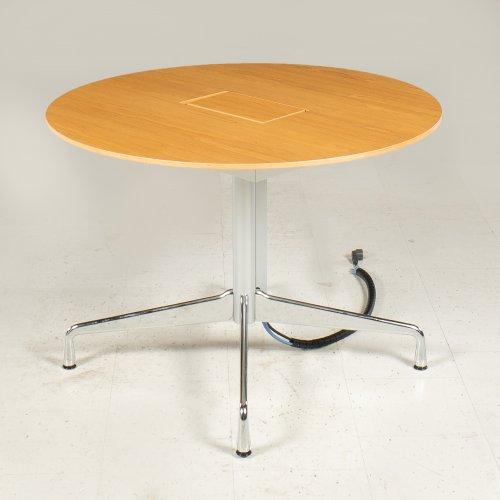 Charles Eames Segmented Table - cirkulært bord - Ø 100 cm.