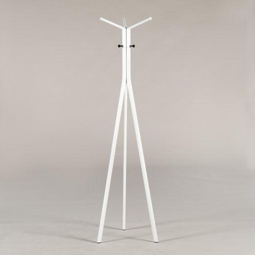 Demo stumtjener - model Seven - hvid