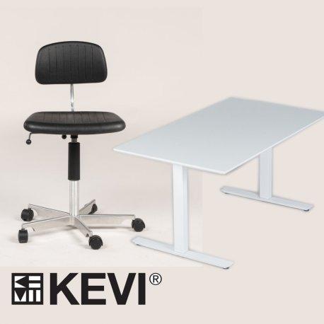 Arbejdsstation - Kevi + Thor