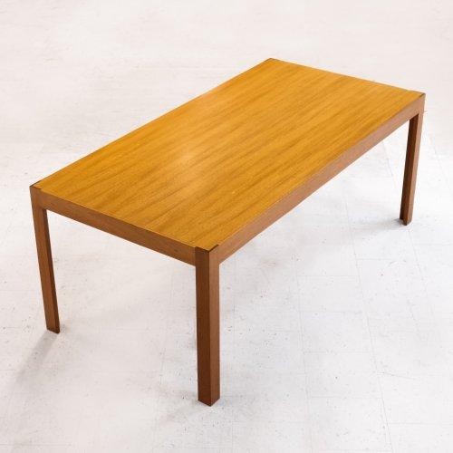 Rud. Thygesen og Johnny Sørensen - Konferencebord - mahogny - 185x92 cm.