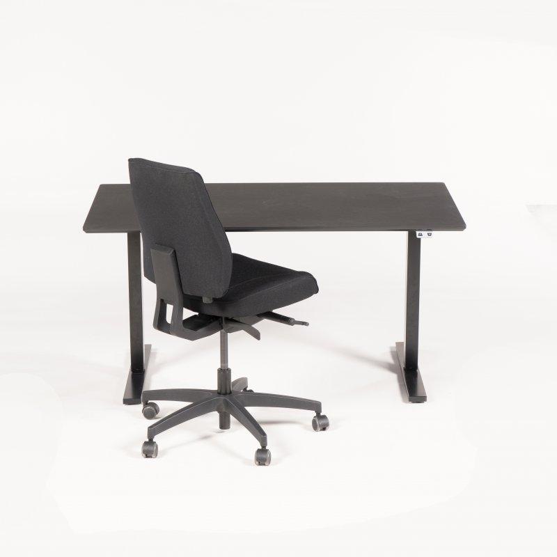 Thor hæve-/sænkebord + Magna Manager