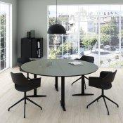 Switch rundt møde-/konferencebord