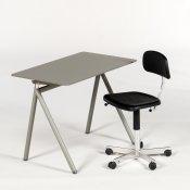 Arbejdsstation - Kevi + Standup Desk