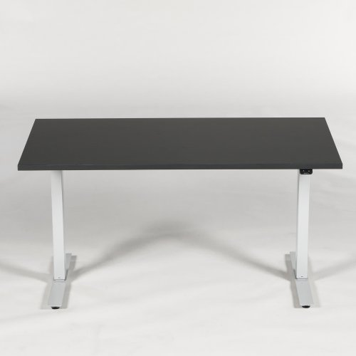 Thor hæve-/sænkebord m. decor bordplade