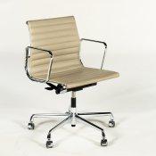Eames Vitra 117 - kontorstol - beige