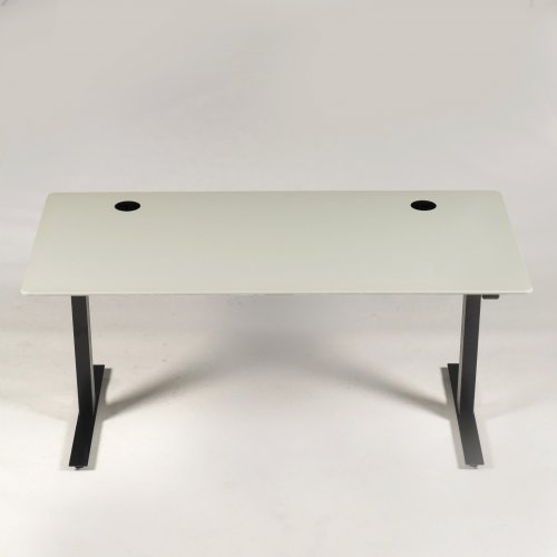 Thor hæve-/sænkebord - Montana bordplade