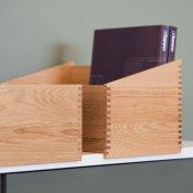 Rumas Wood Collection trækasser