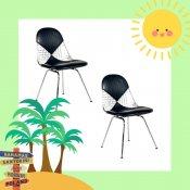 Charles & Ray Eames - Wire 'Bikini' chair - 2 stk
