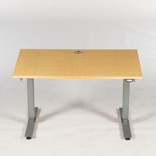 EFG hæve-/sænkebord - 120x80 - ahorn
