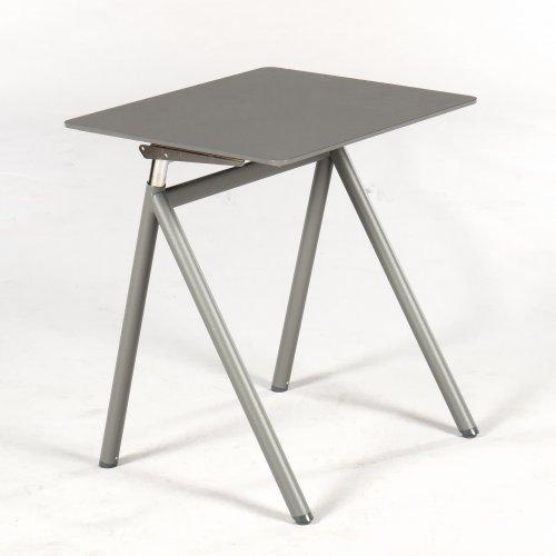 Demo Standup Desk - grå - 70 cm
