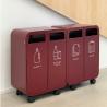 Cloud 2 affaldssortering - 2 spande