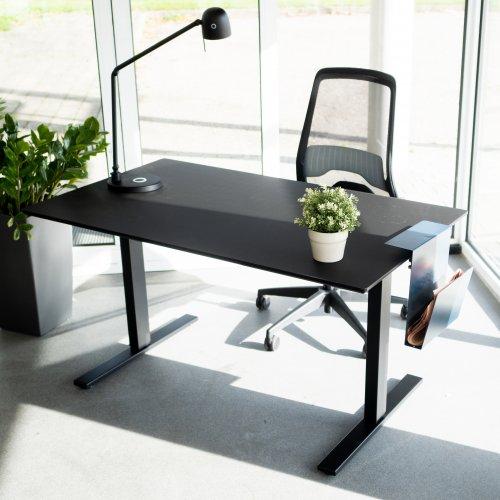 Arbejdsstation m. Balder hæve-/sænkebord + Every kontorstol