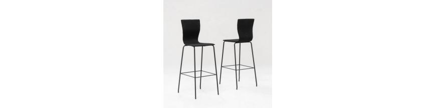 Brugte barstole og taburetter