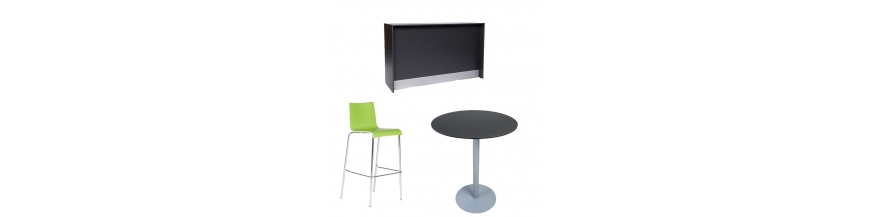 Receptions- og loungemøbler