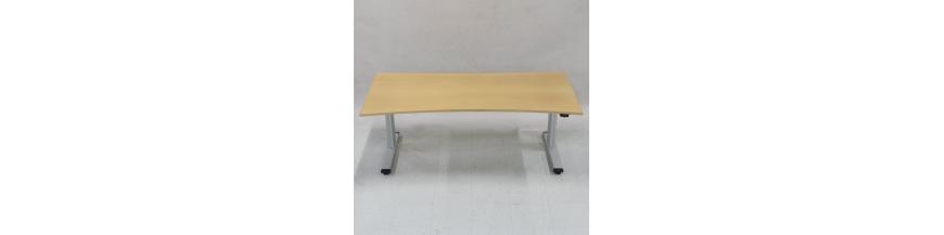 Brugte hæve-/sænkeborde