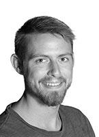 Praktikant Christian Jørgensen
