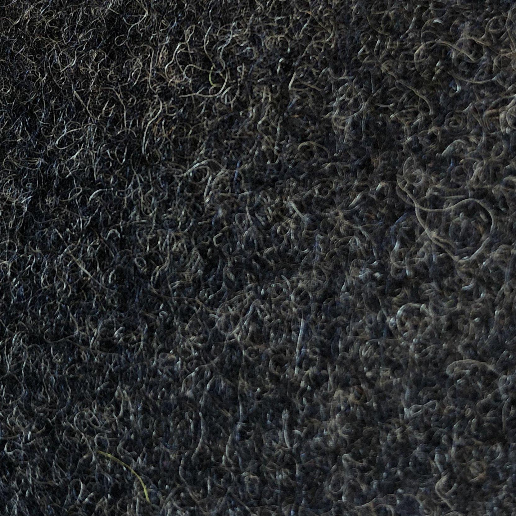 Mørkegrå uld (G110)