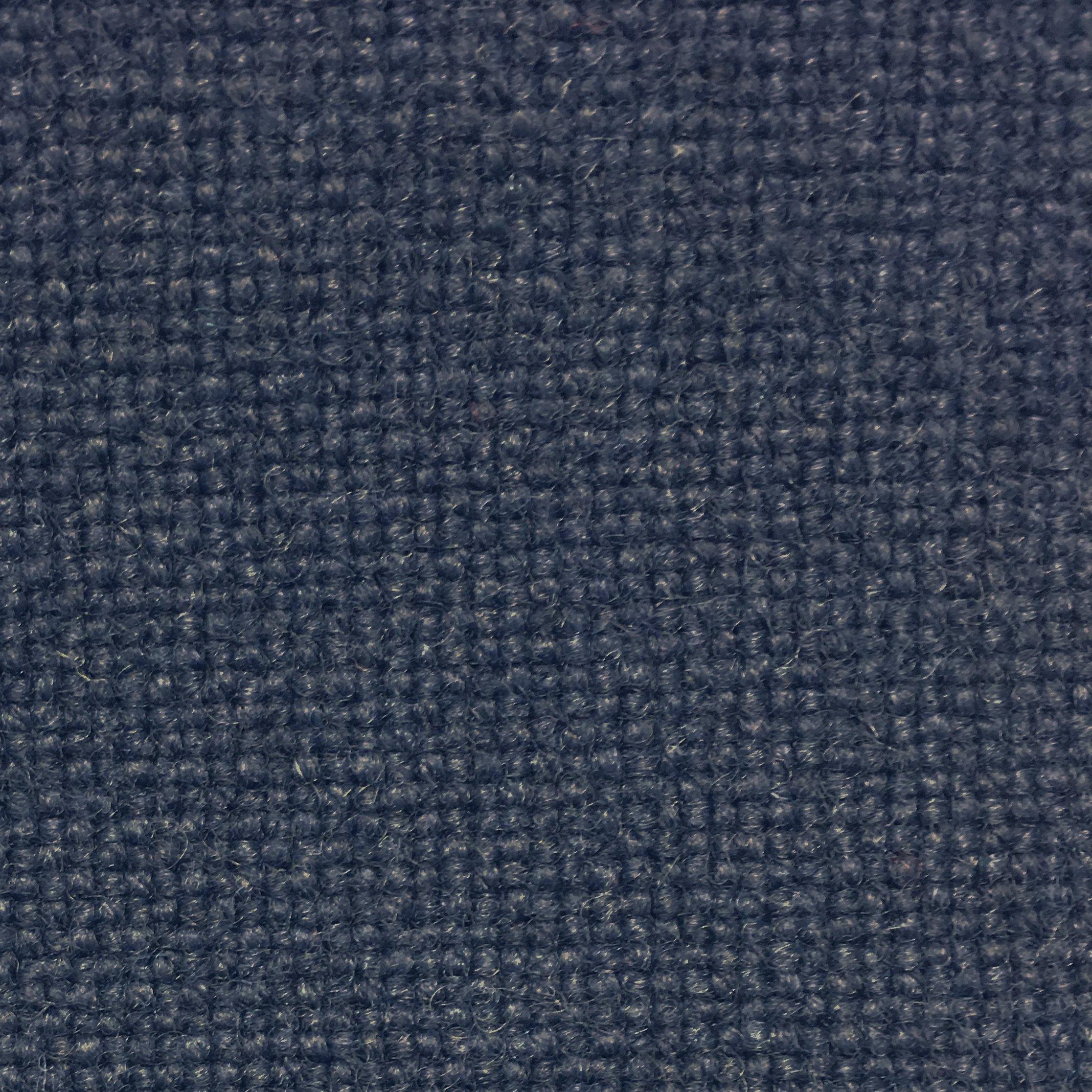 Mørkeblå Hallingdal uldmix (764)