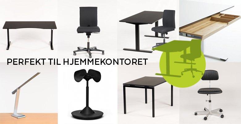 Find møbler til dit hjemmekontor her