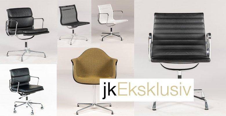 jkEksklusiv møbler fra Vitra