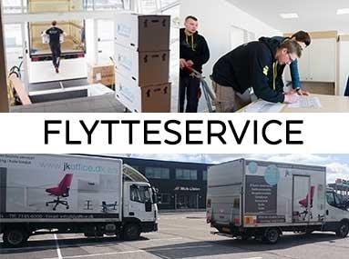 FlytteService - Et jkOffice koncept